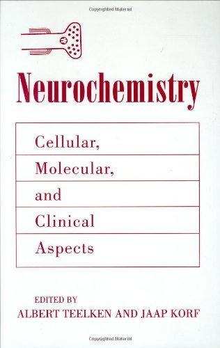 9780306457050: Neurochemistry: Cellular, Molecular, and Clinical Aspects