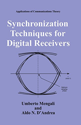 Synchronization Techniques for Digital Receivers: Mengali, Umberto;D'Andrea, Aldo N.