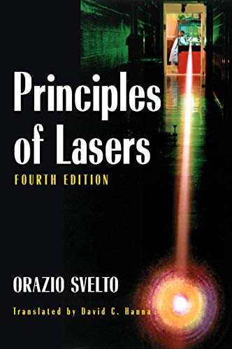 9780306457487: Principles of Lasers (Library)