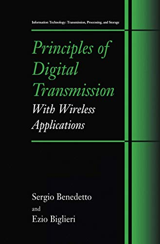 9780306457531: Principles of Digital Transmission: With Wireless Applications