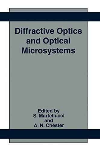 9780306457708: Diffractive Optics and Optical Microsystems: Proceedings of the 20th Course of the International School of Quantum Electronics Held in Erice, Italy, ... Experimental Medicine & Biology (Springer))