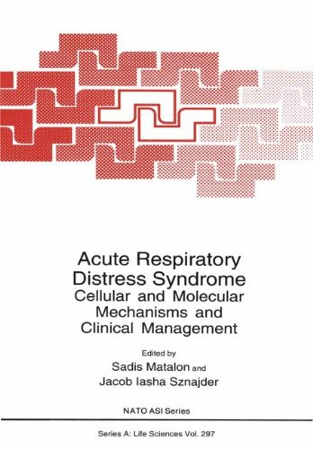 9780306458309: Acute Respiratory Distress Syndrome: Cellular and Molecular Mechanisms and Clinical Management