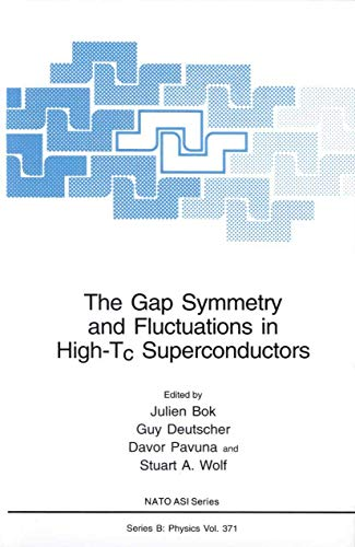 9780306459344: The Gap Symmetry and Fluctuations in High-Tc Superconductors (Nato Science Series B:)