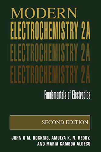 9780306461675: Modern Electrochemistry: 2A