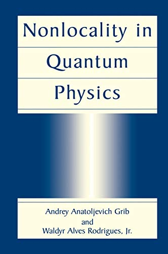 9780306461828: Nonlocality in Quantum Physics