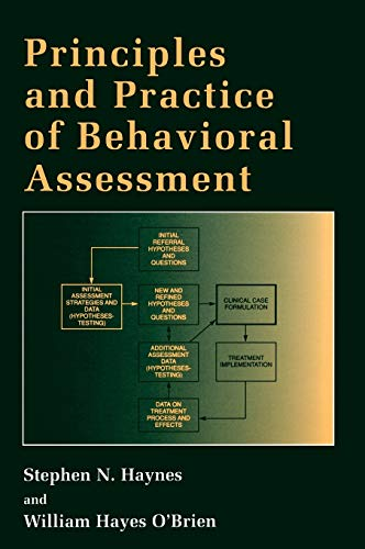 9780306462214: Principles and Practice of Behavioral Assessment (Applied Clinical Psychology)