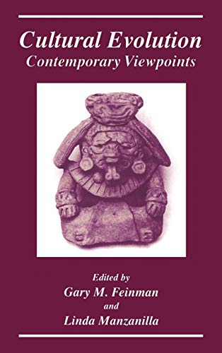 9780306462405: Cultural Evolution: Contemporary Viewpoints