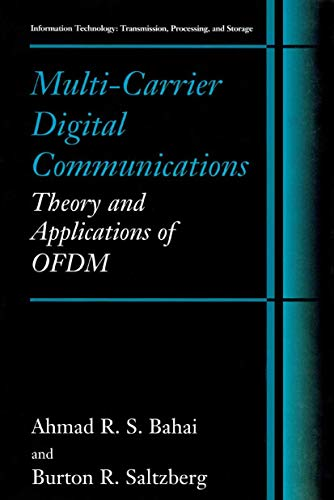 9780306462962: Multi-Carrier Digital Communications - Theory and Applications of OFDM (INFORMATION TECHNOLOGY: TRANSMISSION, PROCESSING AND)
