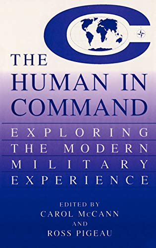 9780306463662: The Human in Command: Exploring the Modern Military Experience