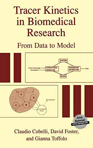 9780306464270: Tracer Kinetics in Biomedical Research: From Data to Model