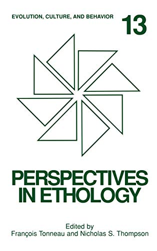 9780306464614: Perspectives in Ethology: Evolution, Culture, and Behavior