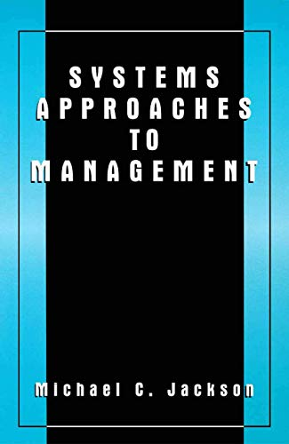 9780306465000: Systems Approaches to Management