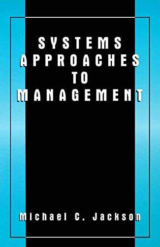 9780306465062: Systems Approaches to Management