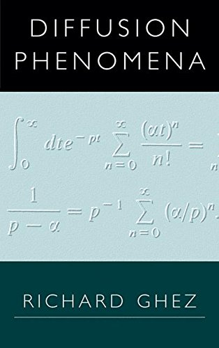 9780306465260: Diffusion Phenomena: Cases and Studies