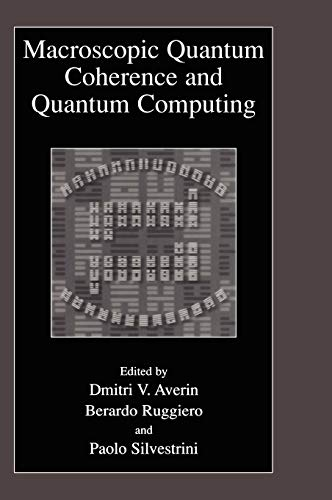 9780306465659: Macroscopic Quantum Coherence and Quantum Computing