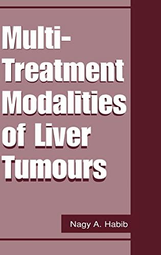 Multi Treatment Modalities Of Liver Tumours (Hb)