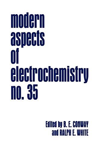 9780306467769: 35: Modern Aspects of Electrochemistry
