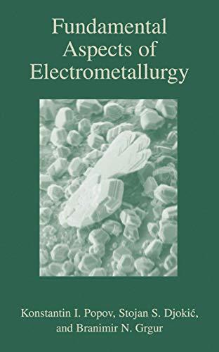 Fundamental Aspects Of Electrometallurgy (Hb)