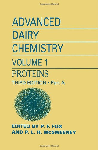 9780306472718: Advanced Dairy Chemistry: Volume 1: Proteins, Parts A&B