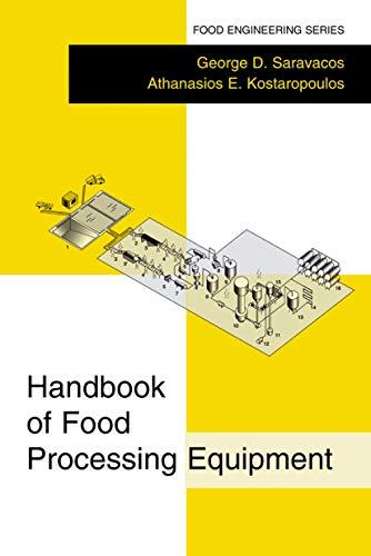 9780306472763: Handbook of Food Processing Equipment (Food Engineering Series)