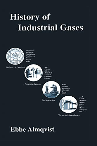 9780306472770: History of Industrial Gases