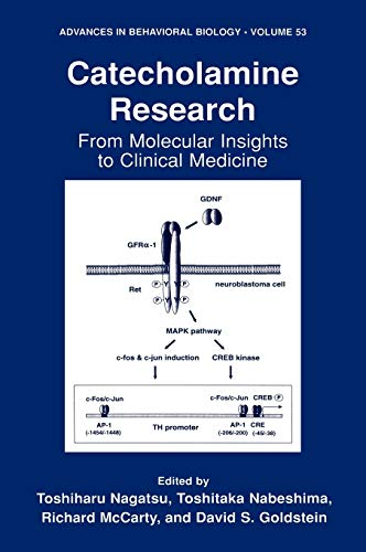 9780306474033: Catecholamine Research: From Molecular Insights to Clinical Medicine (Advances in Behavioral Biology)