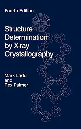 9780306474538: Structure Determination by X-ray Crystallography
