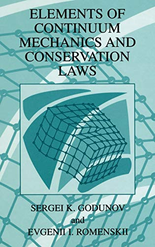9780306477355: Elements of Continuum Mechanics and Conservation Laws