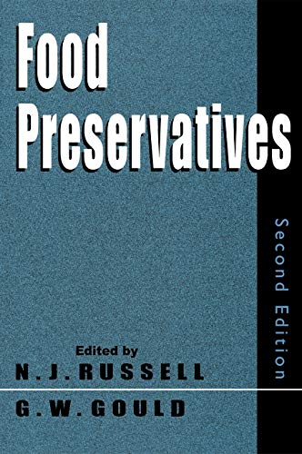 9780306477362: Food Preservatives, Second edition