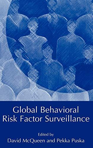 9780306477775: Global Behavioral Risk Factor Surveillance