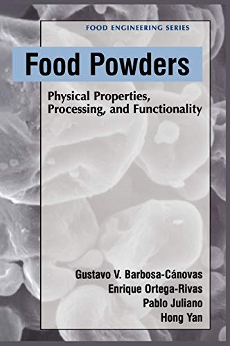 9780306478062: Food Powders: Physical Properties, Processing, and Functionality (Food Engineering Series)