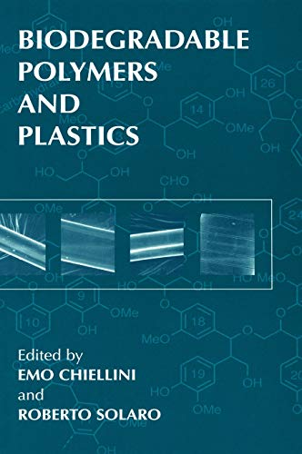 9780306478840: Biodegradable Polymers and Plastics (World Conference on Biodegradable Polymers and Plastics (7th)