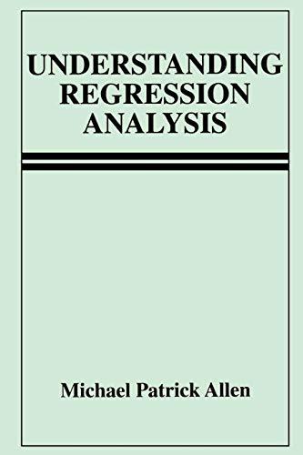 9780306484339: Understanding Regression Analysis