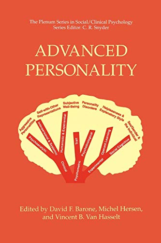 9780306484353: Advanced Personality (The Springer Series in Social Clinical Psychology)