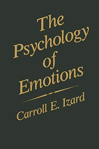 9780306484452: The Psychology of Emotions (Emotions, Personality, and Psychotherapy)