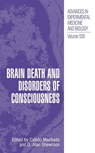Brain Death and Disorders of Consciousness (Hardback)