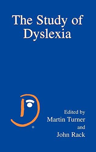 9780306485312: The Study of Dyslexia