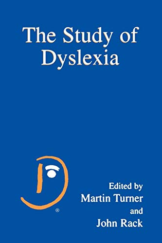 9780306485350: The Study of Dyslexia