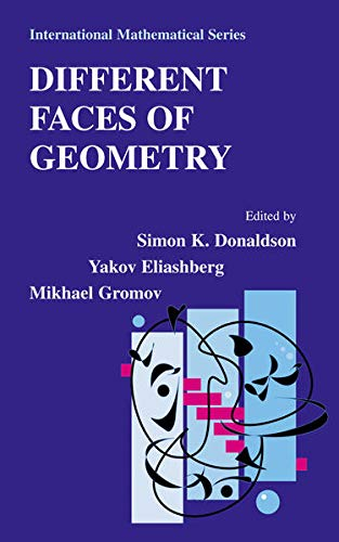 9780306486586: Different Faces of Geometry