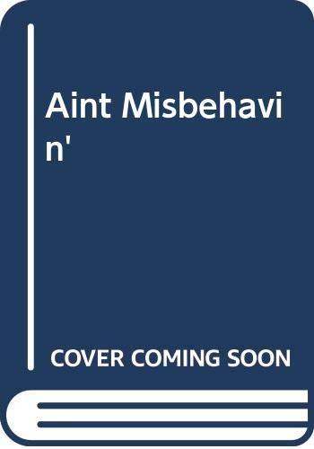 9780306706837: Aint Misbehavin'