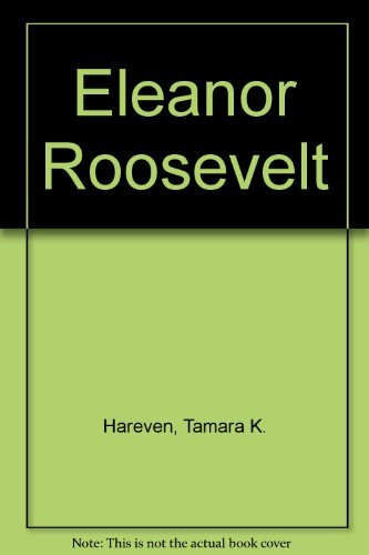 9780306707056: Eleanor Roosevelt: An American Conscience (Franklin D. Roosevelt and the era of the New Deal)