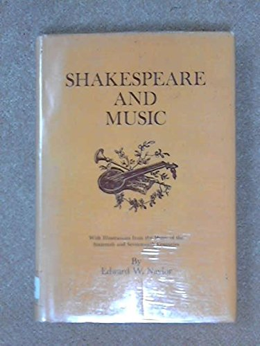 9780306709081: Shakespeare And Music