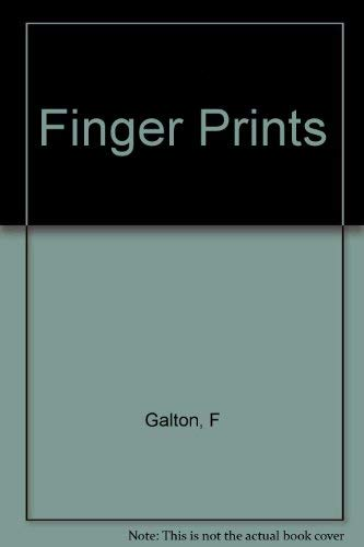 9780306709104: Finger Prints