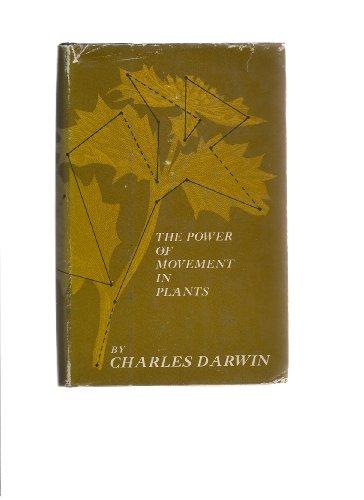 Power of Movement in Plants: Darwin, Charles; Darwin,