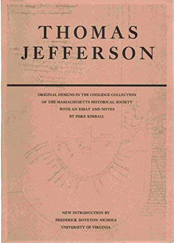 9780306709654: Thomas Jefferson, Architect