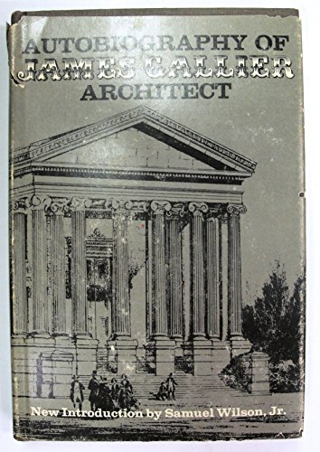 9780306712470: Autobiography Of James Gallier, Architect (Architecture and Decorative Art)