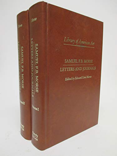 9780306713040: Samuel F. B. Morse, His Letters And Journals (Library of American art)