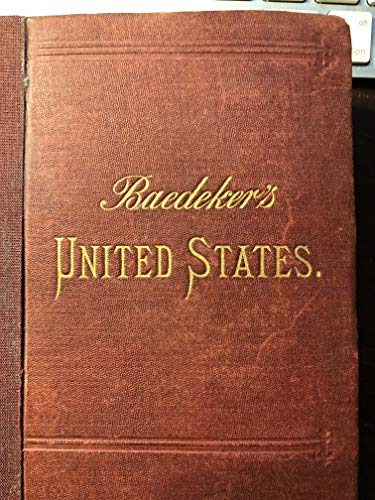 9780306713415: The United States, with an Excursion into Mexico: A Handbook for Travellers, 1893