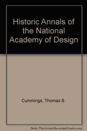 9780306714115: Historic Annals Of The National Academy Of Design