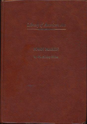 John Marin: Helm, MacKinley
